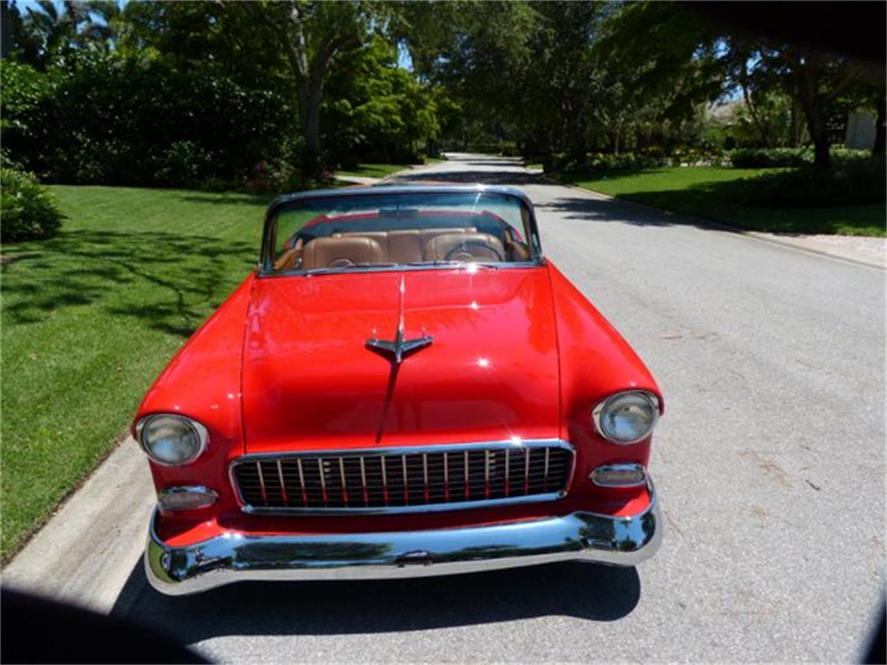 1955 Chevrolet Bel Air (CC-593689) for sale in Butler, Pennsylvania
