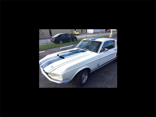1967 Shelby GT500 (CC-593755) for sale in Greenville, North Carolina
