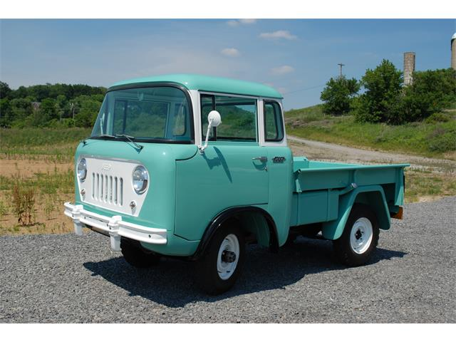 1957 Jeep FC-150 (CC-597044) for sale in mars, Pennsylvania