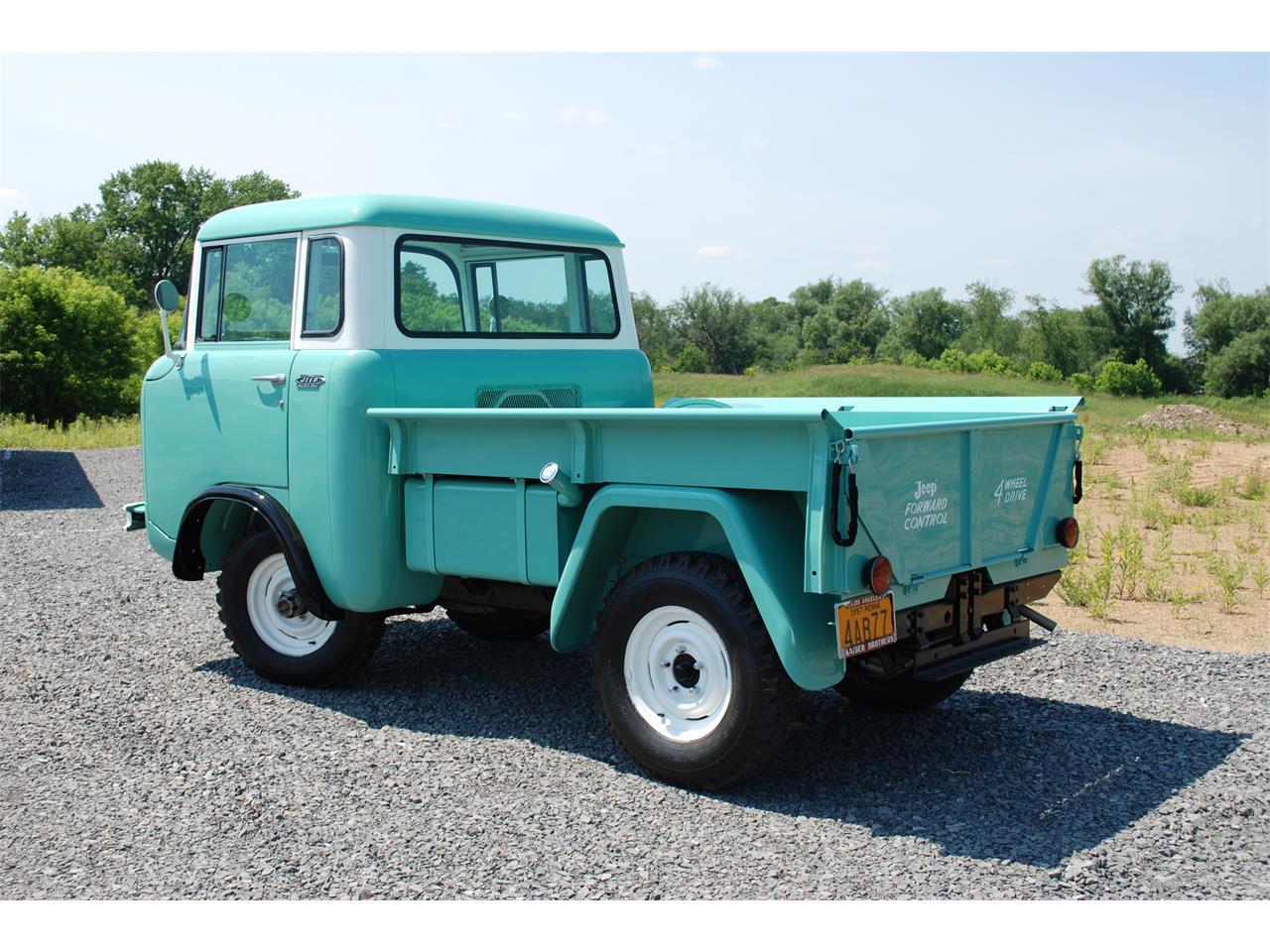 1957 Jeep FC-150 (CC-597044) for sale in mars, Pennsylvania