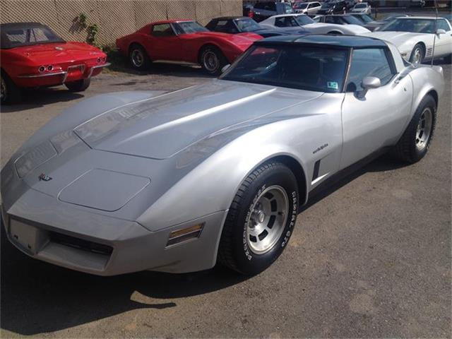 1982 Chevrolet Corvette (CC-597458) for sale in Mount Union, Pennsylvania