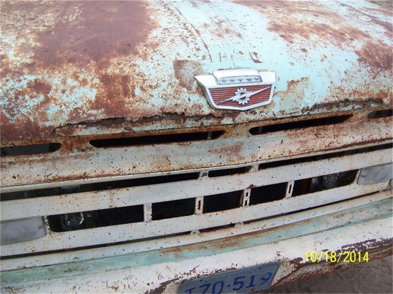 1961 Ford 1/2 Ton Pickup (CC-598723) for sale in Parkers Prairie, Minnesota