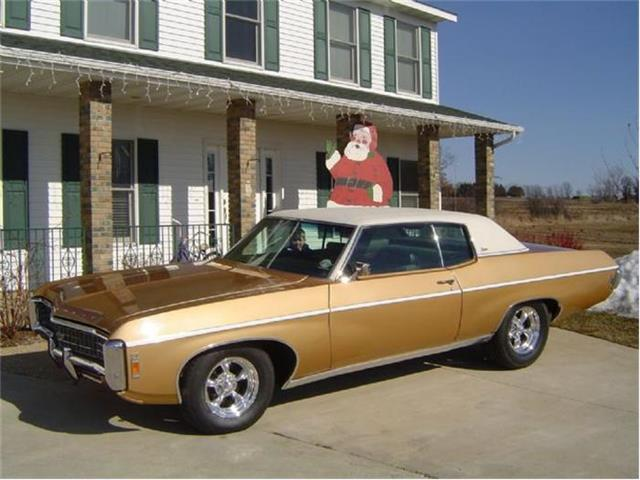 1969 Chevrolet Caprice (CC-64336) for sale in Rochester, Minnesota