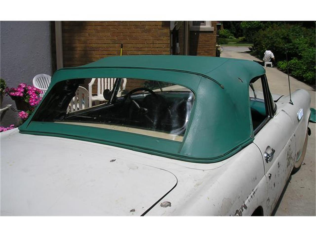 1955 Ford Thunderbird (CC-65651) for sale in milwaukee, Wisconsin