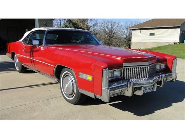 1975 Cadillac Eldorado (CC-603256) for sale in Prior Lake, Minnesota