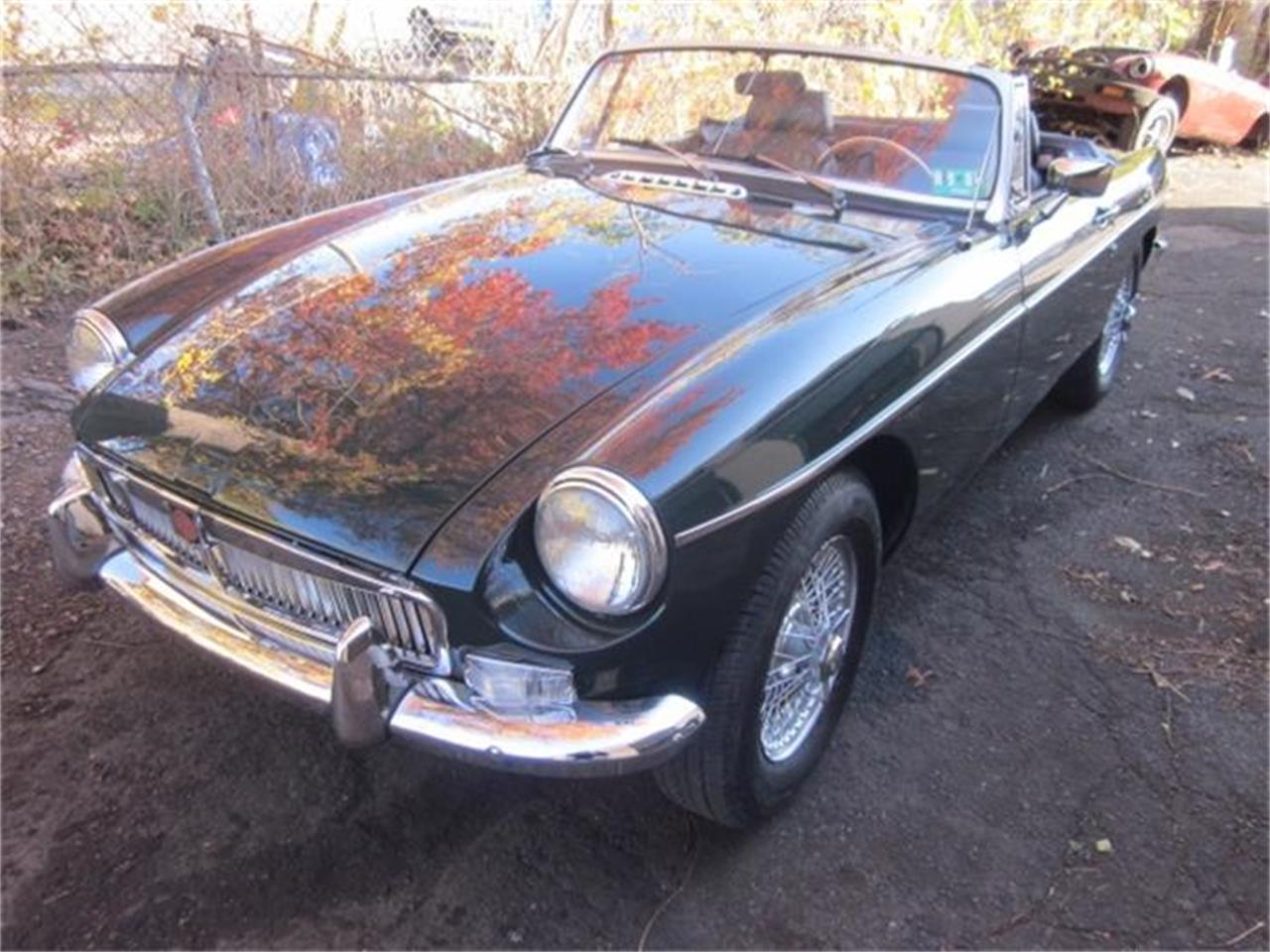 1978 MG MGB (CC-604882) for sale in Stratford, Connecticut