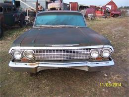 1963 Chevrolet Station Wagon (CC-600052) for sale in Parkers Prairie, Minnesota