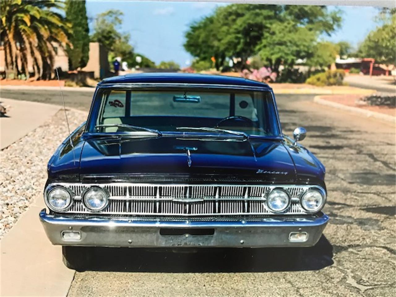 1963 Mercury Monterey (CC-605397) for sale in Tucson, Arizona