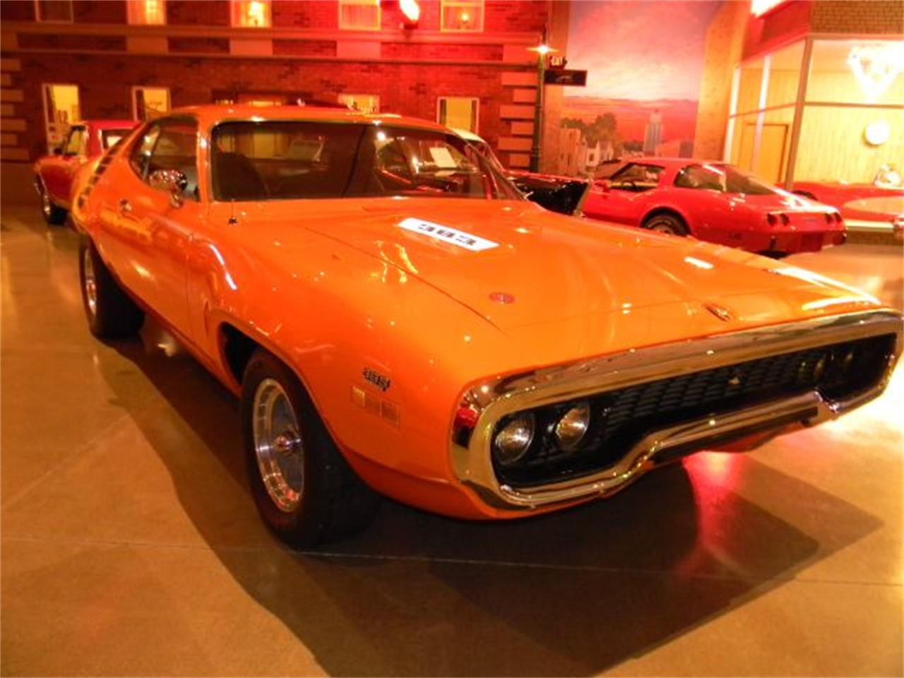 1971 Plymouth Road Runner (CC-608747) for sale in West Okoboji, Iowa