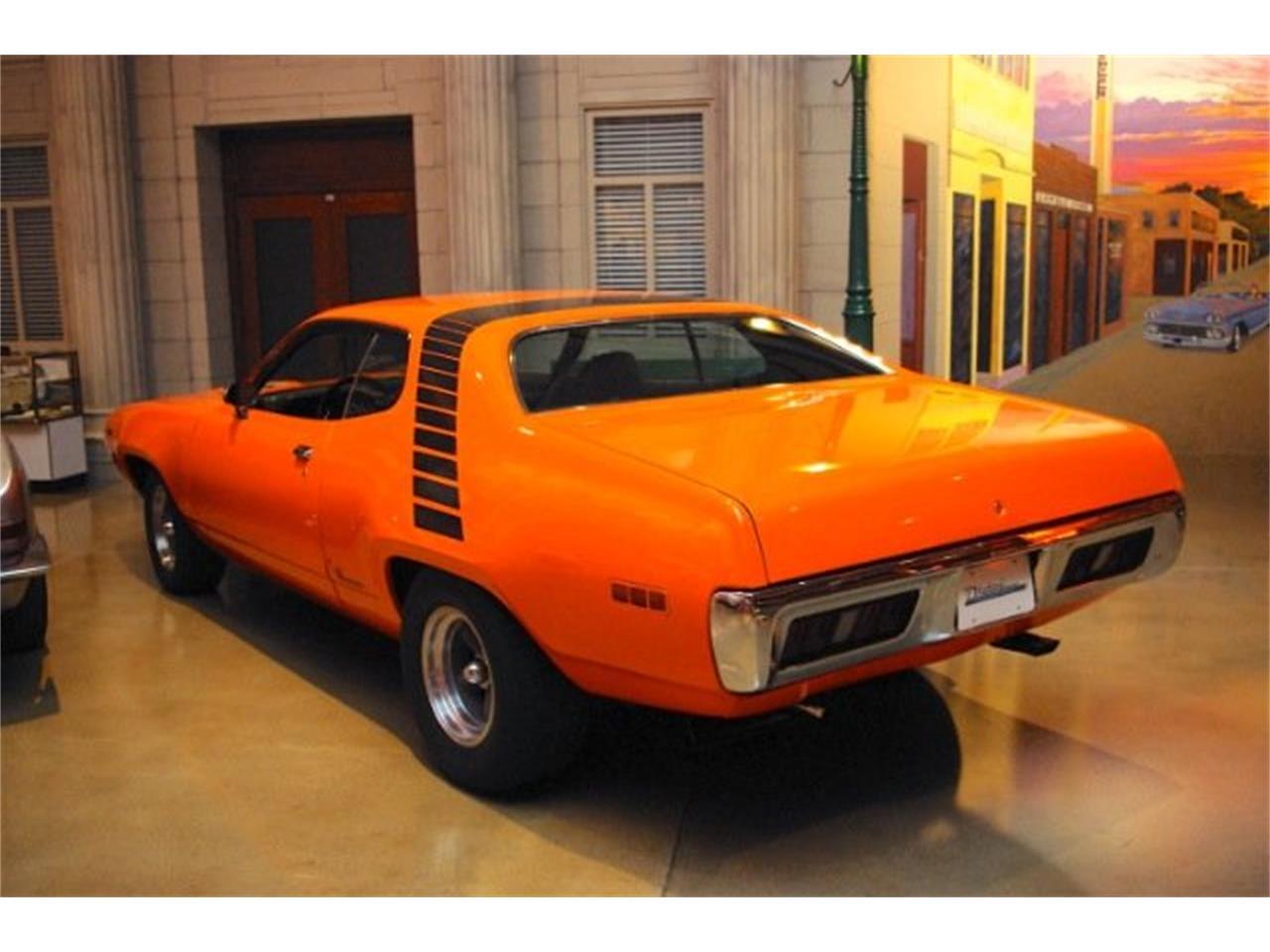 1971 Plymouth Road Runner (CC-608747) for sale in West Okoboji, Iowa
