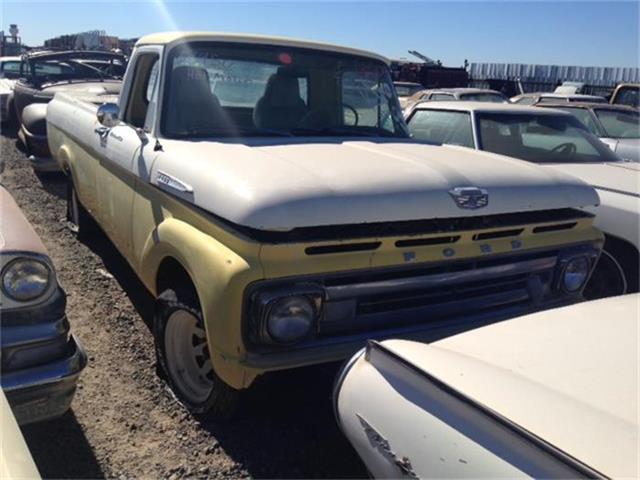 1962 Ford 1/2 Ton Pickup (CC-611488) for sale in Phoenix, Arizona