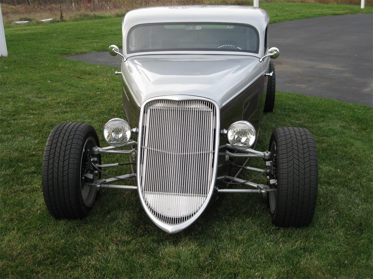 1933 Ford 3-Window Coupe (CC-612339) for sale in Cumberland, Rhode Island