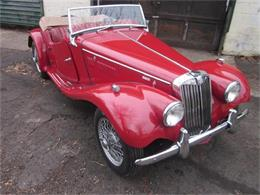 1955 MG TF (CC-612445) for sale in Stratford, Connecticut