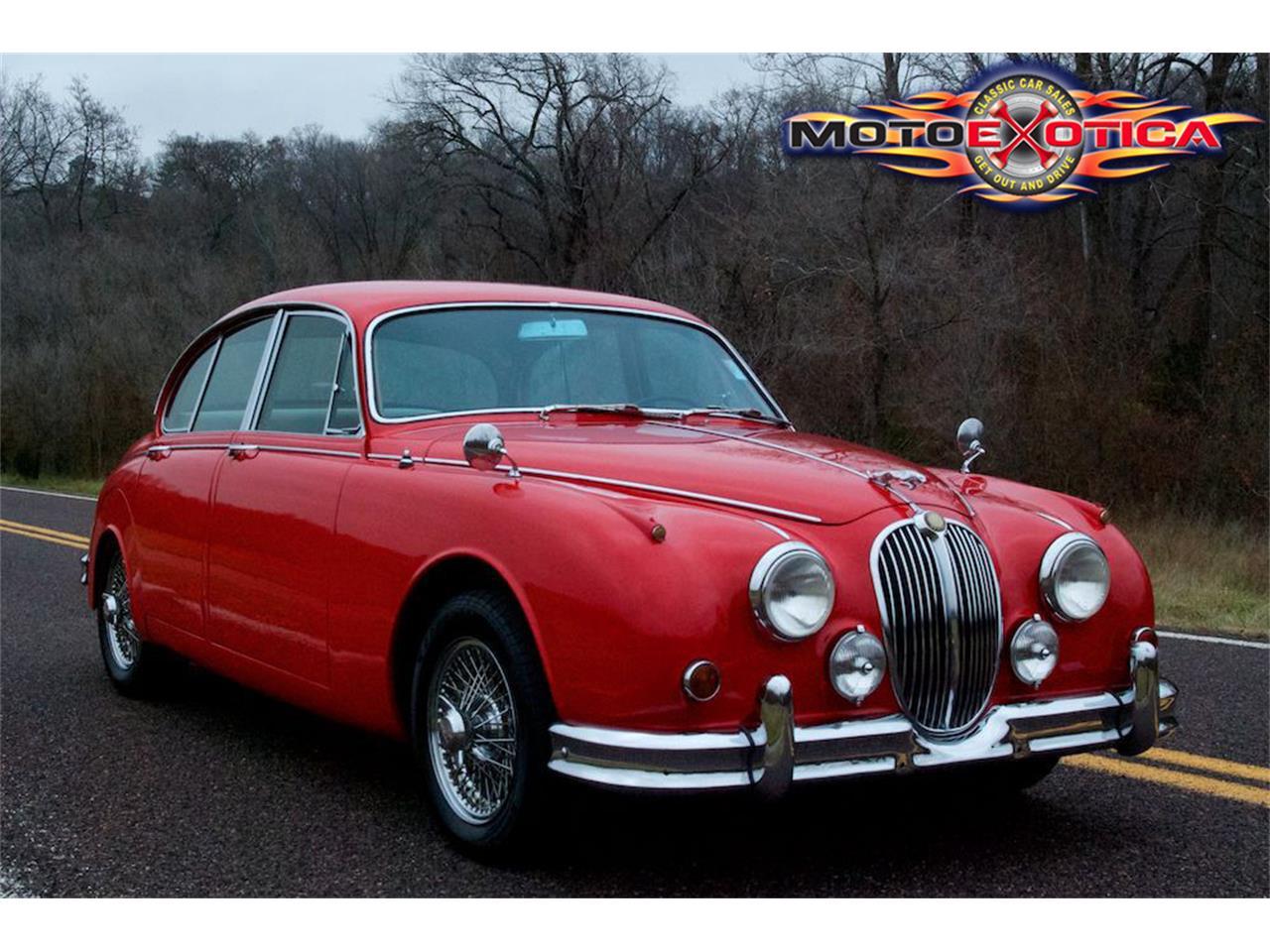 1963 Jaguar Mark II for Sale   ClassicCars.com   CC-614416