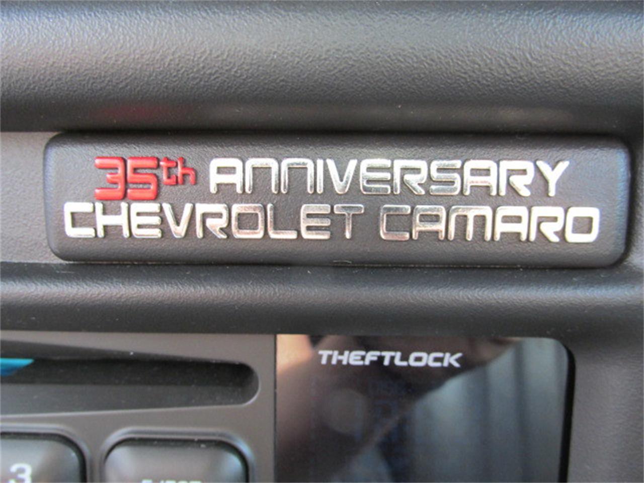 2002 Chevrolet Camaro (CC-616025) for sale in Blanchard, Oklahoma
