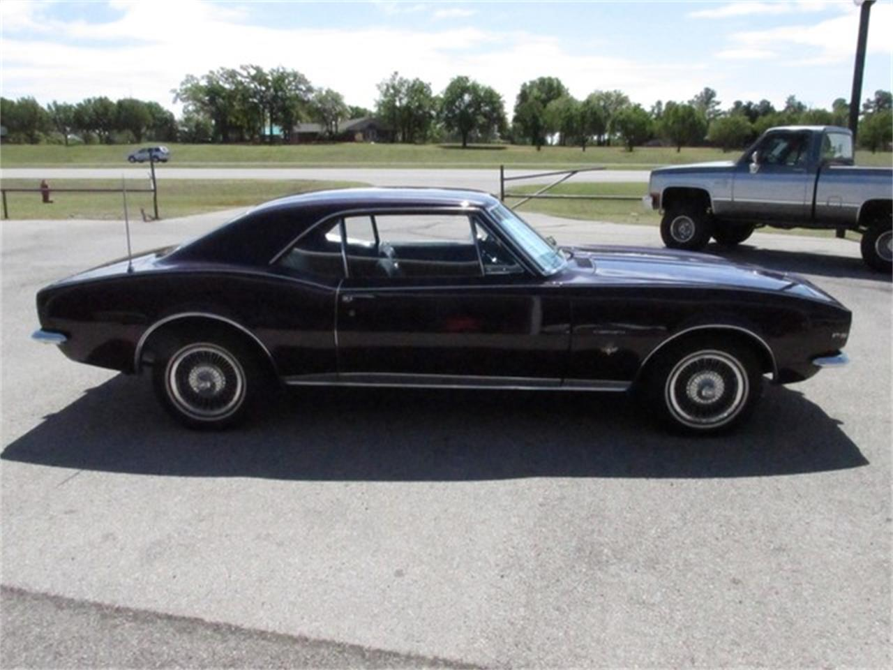 1967 Chevrolet Camaro RS (CC-616026) for sale in Blanchard, Oklahoma