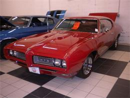 1968 Pontiac GTO (CC-622446) for sale in Annandale, Minnesota