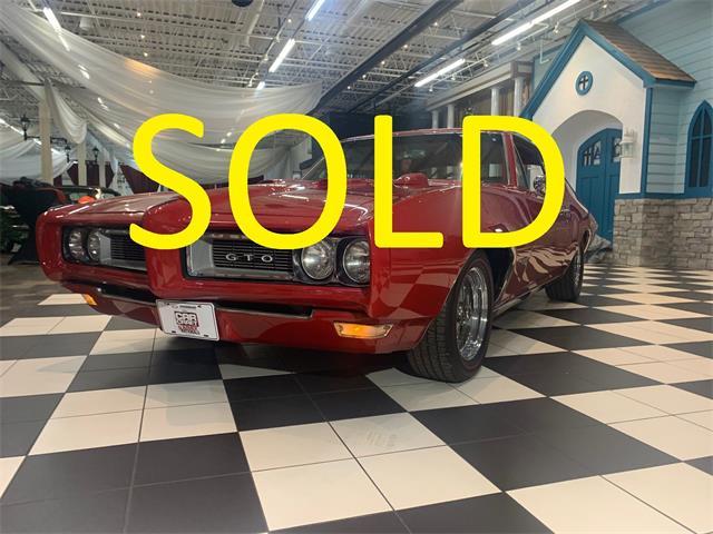 1968 Pontiac GTO (CC-622446) for sale in Annandale, Minnesota
