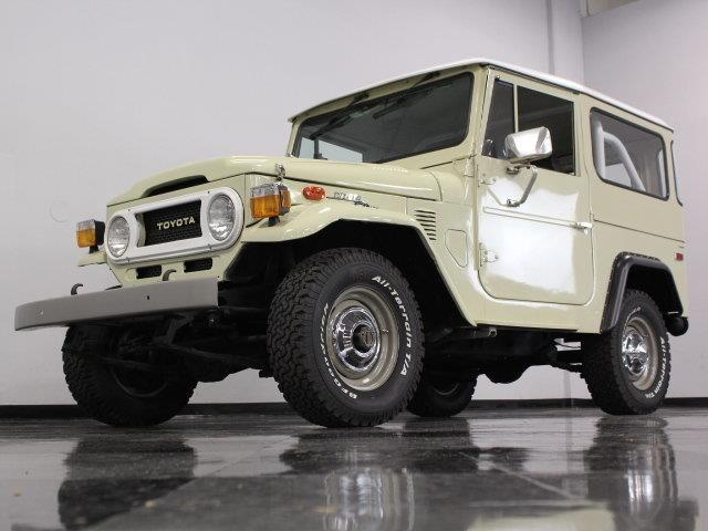 1973 Toyota Land Cruiser FJ (CC-620939) for sale in Ft Worth, Texas