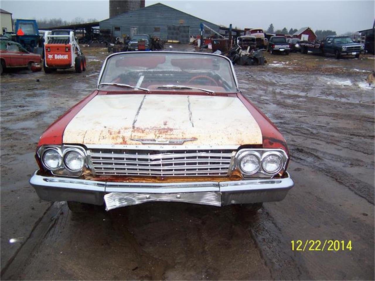 1962 Chevrolet Impala (CC-632909) for sale in Parkers Prairie, Minnesota