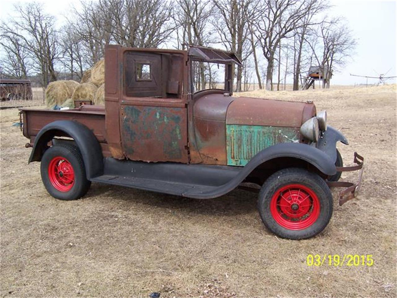 1929 Ford 1/2 Ton Pickup (CC-636645) for sale in Parkers Prairie, Minnesota