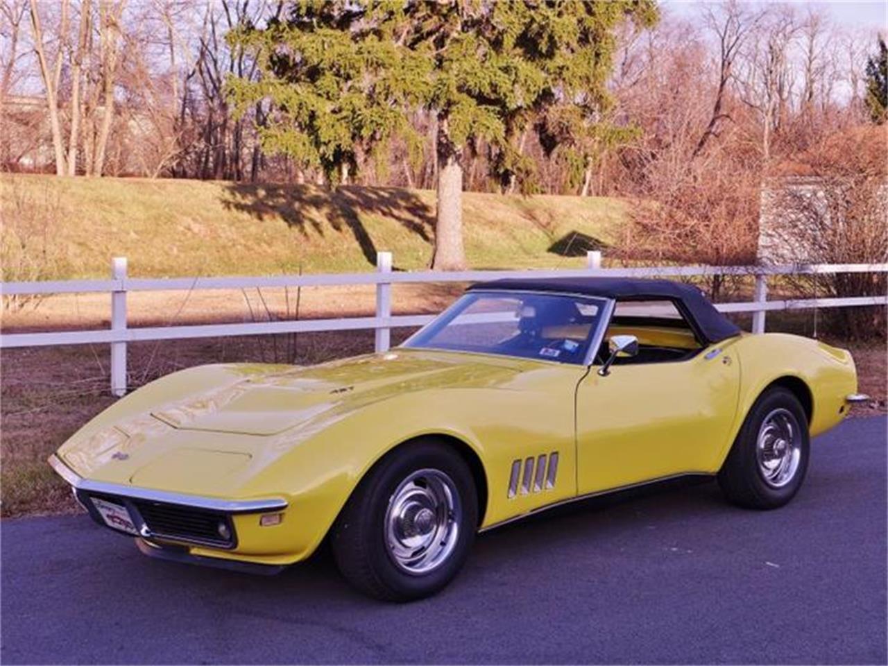 1968 Chevrolet Corvette (CC-637791) for sale in Old Forge, Pennsylvania