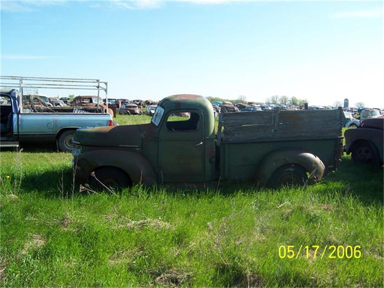 1947 International KB2 (CC-637998) for sale in Parkers Prairie, Minnesota