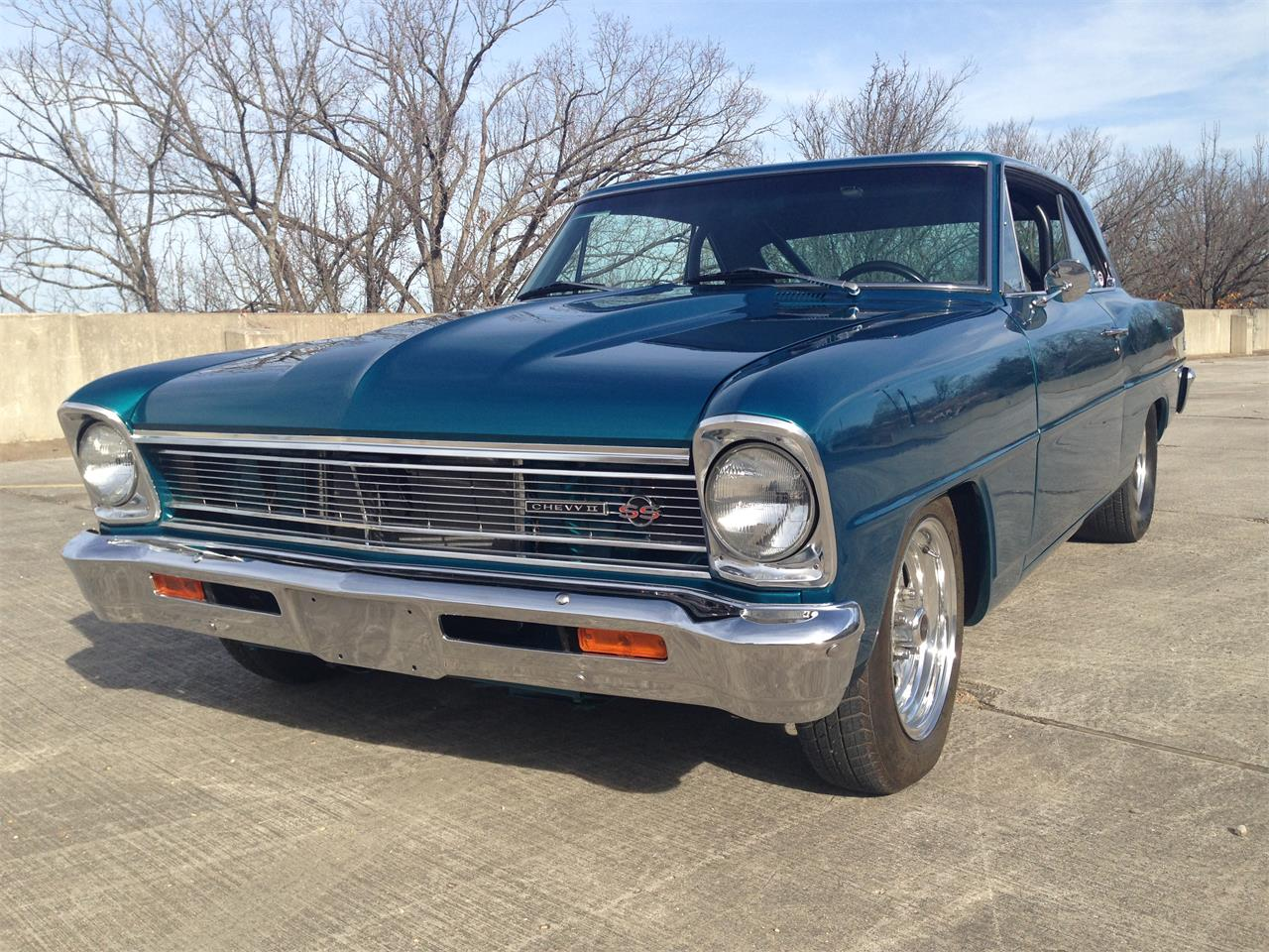 1966 Chevrolet Nova SS (CC-643217) for sale in Branson, Missouri
