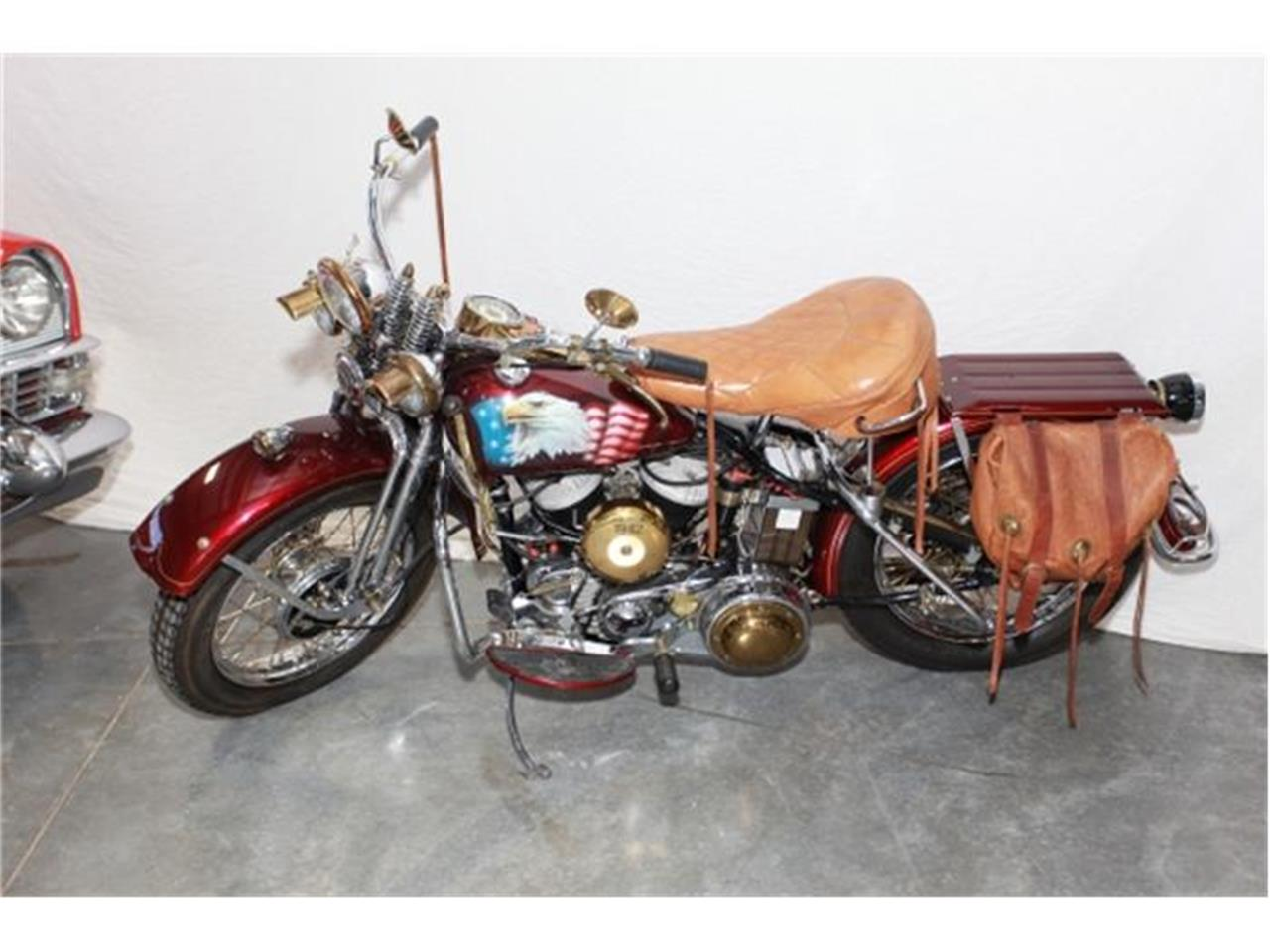 1942 Harley-Davidson WLA Military (CC-643223) for sale in Branson, Missouri