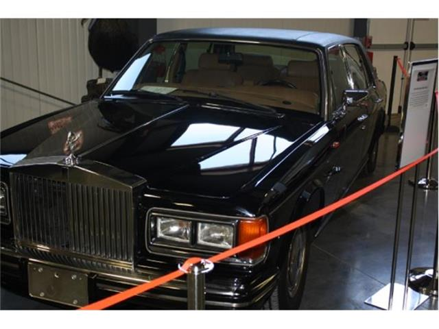 1991 Rolls-Royce Silver Spur (CC-643230) for sale in Branson, Missouri