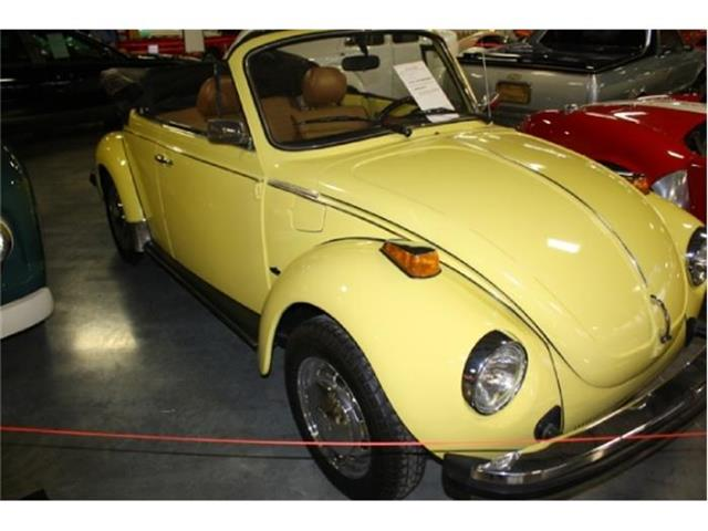 1979 Volkswagen Super Beetle (CC-643268) for sale in Branson, Missouri