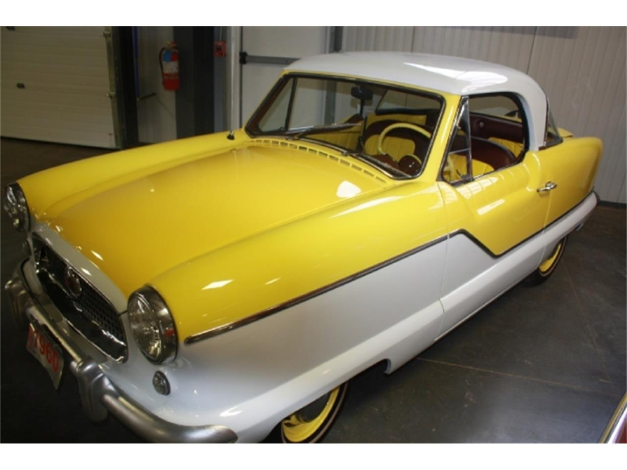 1960 Nash Metropolitan (CC-643271) for sale in Branson, Missouri