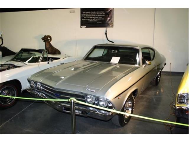 1969 Chevrolet Chevelle (CC-643297) for sale in Branson, Missouri