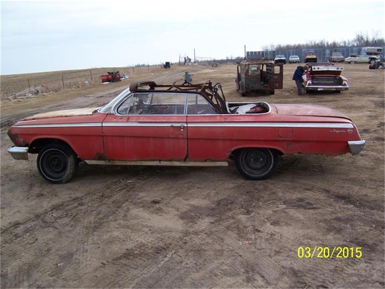 1962 Chevrolet Impala (CC-648336) for sale in Parkers Prairie, Minnesota