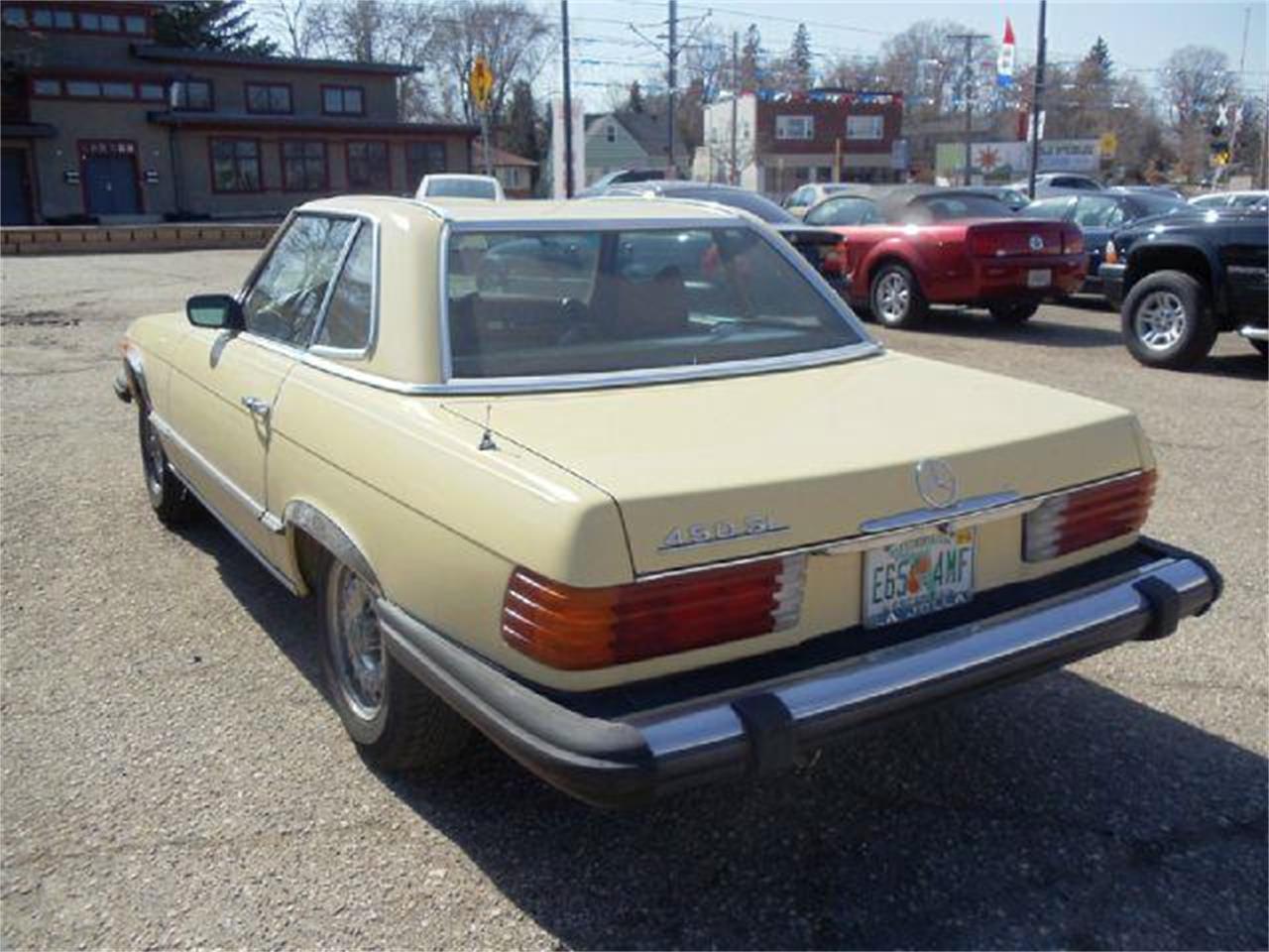 1975 Mercedes-Benz 450SL for Sale   ClassicCars.com   CC ...