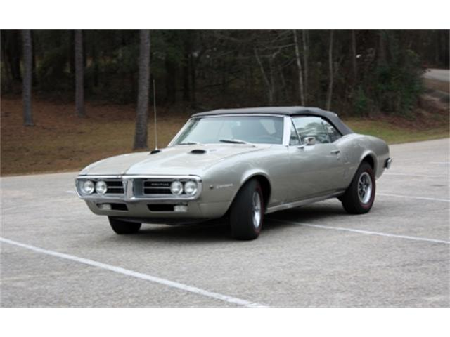 1967 Pontiac Firebird (CC-657218) for sale in Dothan, Alabama