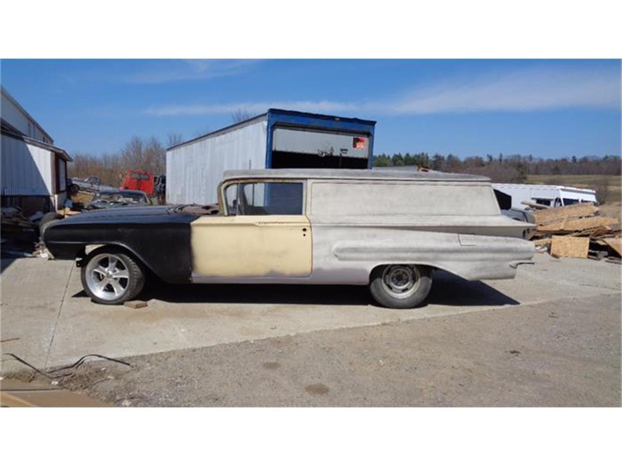 1960 Chevrolet Sedan Delivery (CC-658347) for sale in Woodstock, Connecticut