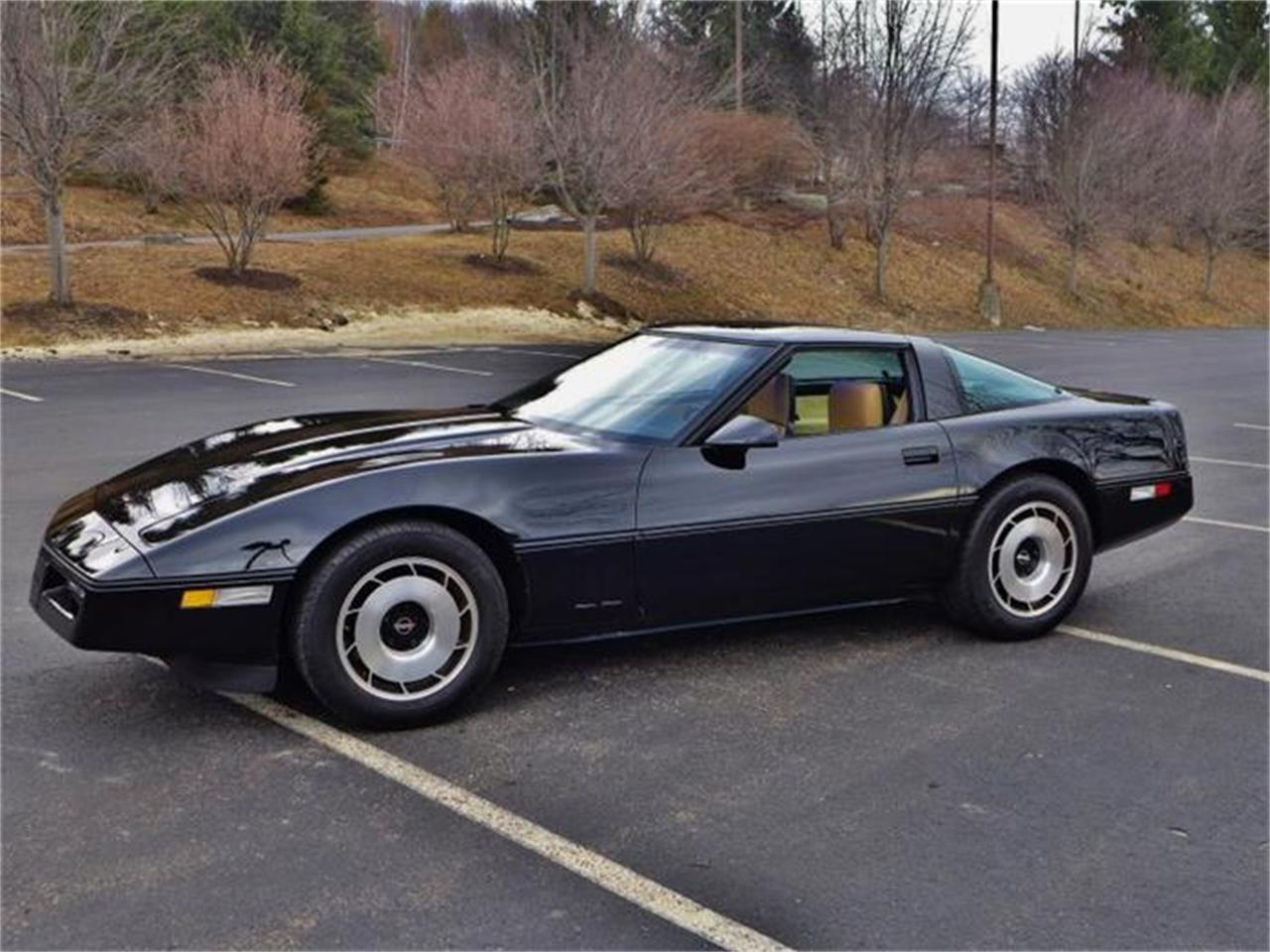 1984 Chevrolet Corvette (CC-659698) for sale in Old Forge, Pennsylvania