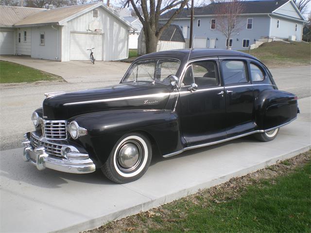 1947 Lincoln Sedan (CC-661140) for sale in Gladbrook, Iowa