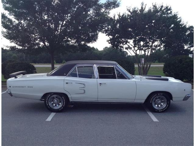 1968 Dodge Coronet 500 (CC-661508) for sale in Anderson, South Carolina