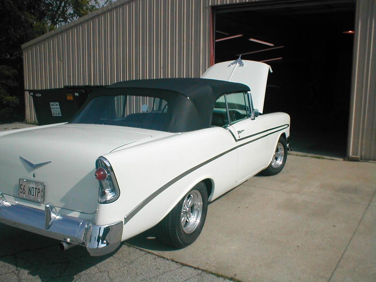 1956 Chevrolet Bel Air (CC-663150) for sale in bloomington, Illinois