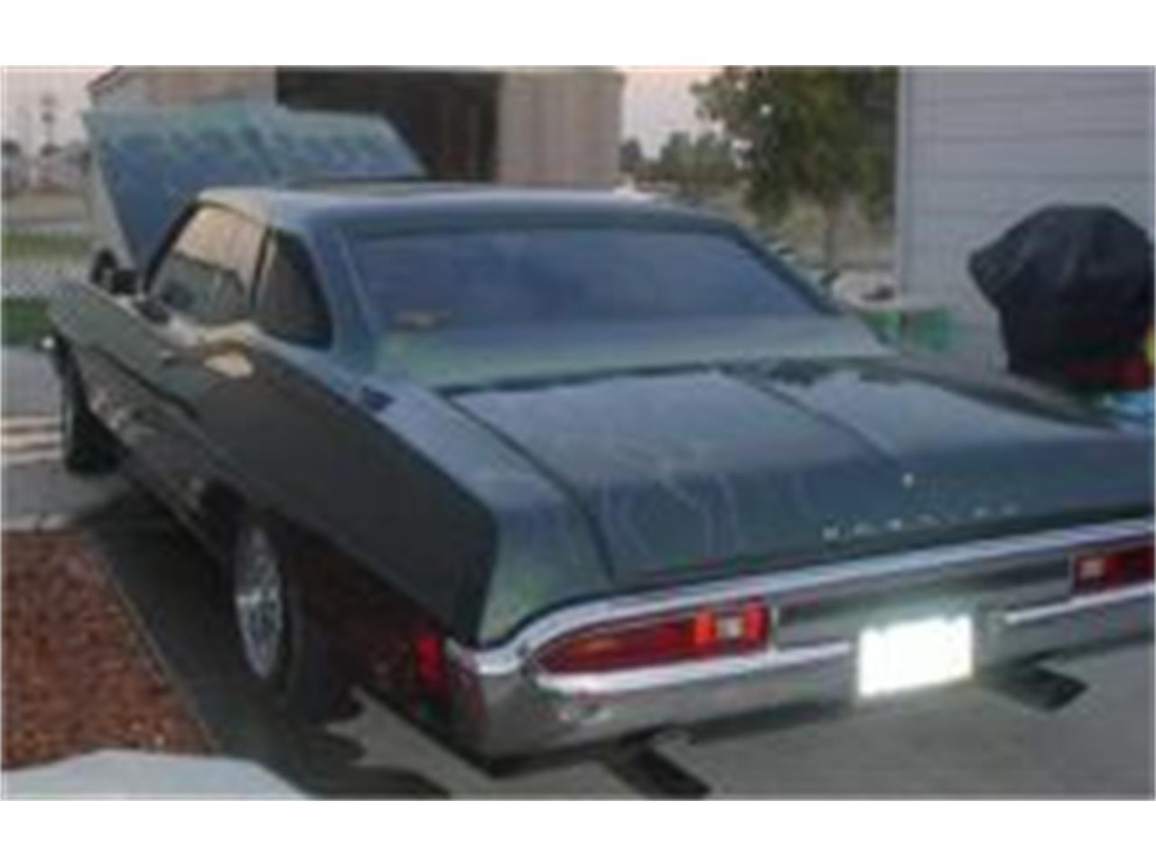 1970 Pontiac Catalina (CC-666585) for sale in San Luis Obispo, California