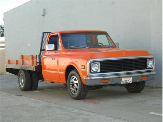 1972 Chevrolet C/K 30 (CC-666587) for sale in San Luis Obispo, California