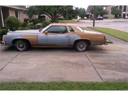 1977 Pontiac Grand Prix (CC-666594) for sale in San Luis Obispo, California