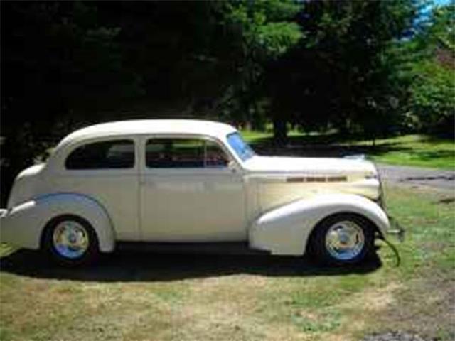 1937 Pontiac Sedan (CC-666647) for sale in San Luis Obispo, California