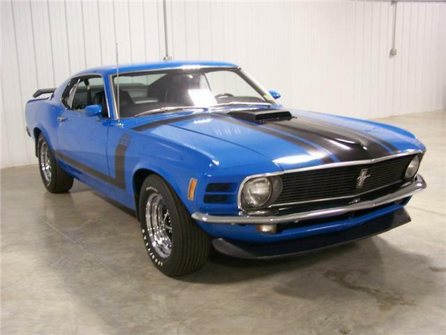 1970 Ford Mustang (CC-666723) for sale in San Luis Obispo, California