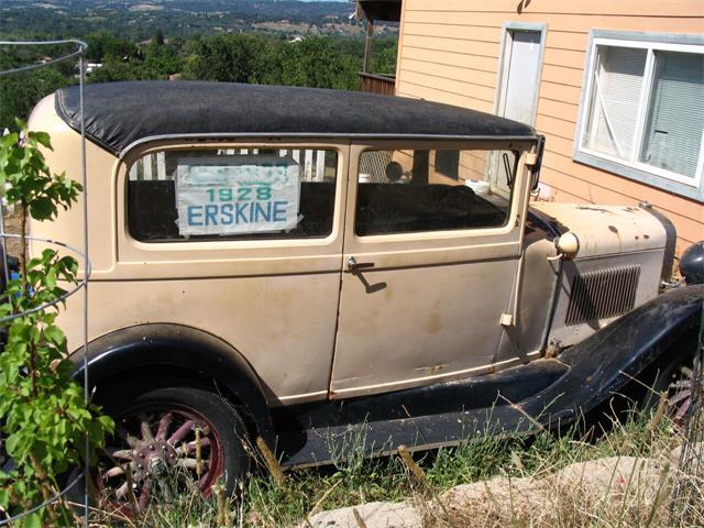 1928 Studebaker Erskine (CC-666788) for sale in San Luis Obispo, California