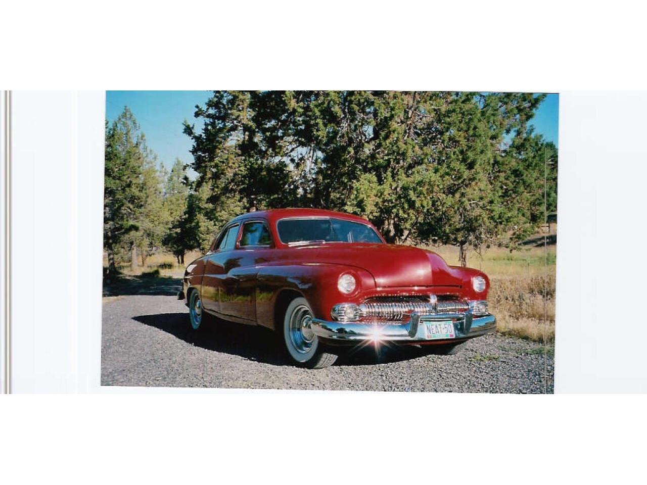 1950 Mercury 4-Dr Sedan (CC-666804) for sale in San Luis Obispo, California