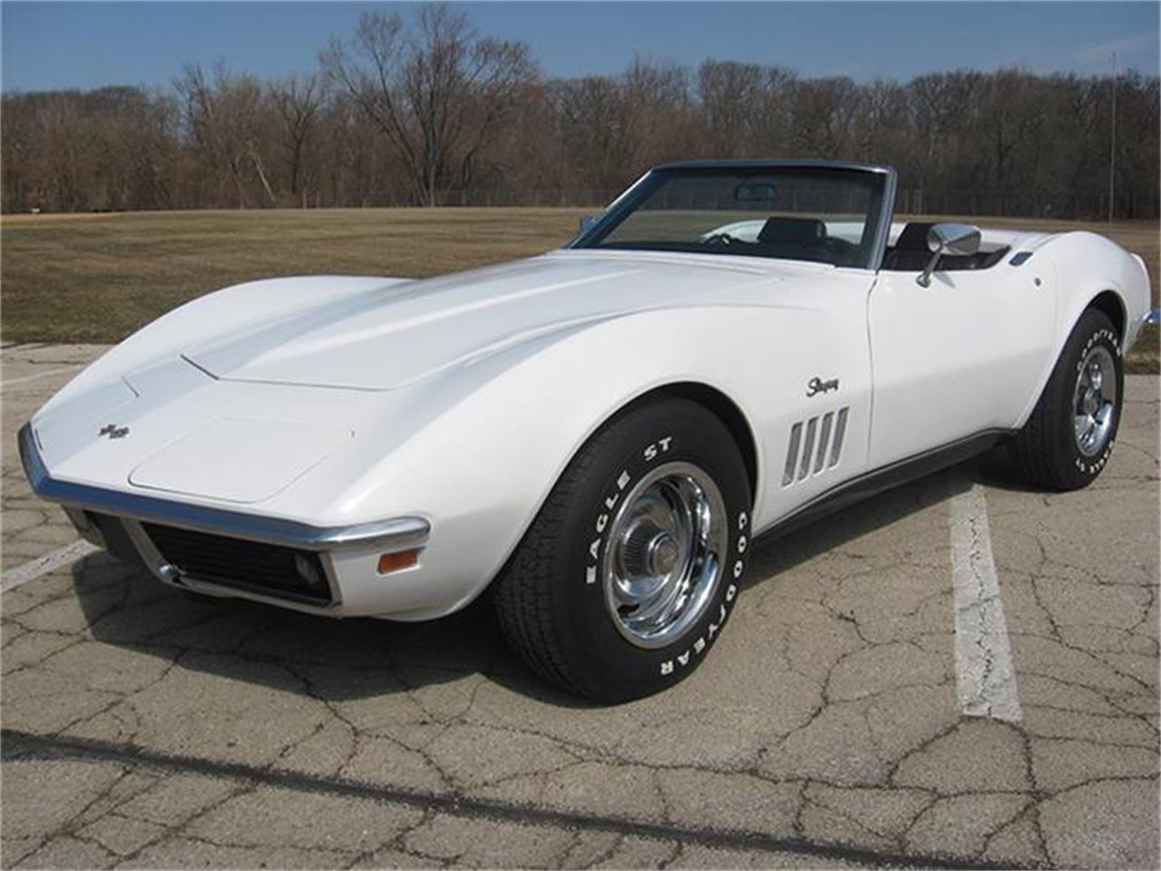 1969 Corvette Stingray >> 1969 Chevrolet Corvette Stingray For Sale Classiccars Com