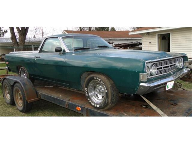 1968 Ford Ranchero (CC-668969) for sale in Prior Lake, Minnesota